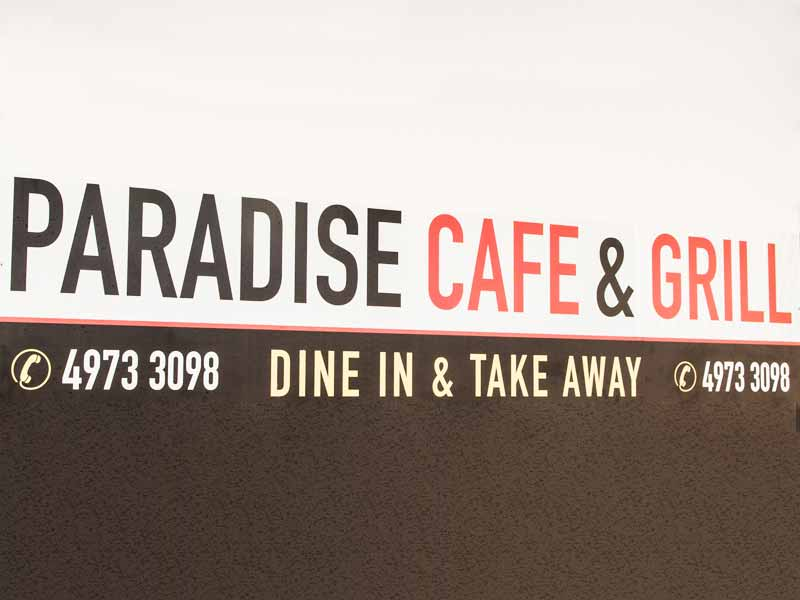 Paradise Cafe & Gril
